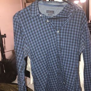 Zara Shirts - Plaid button up